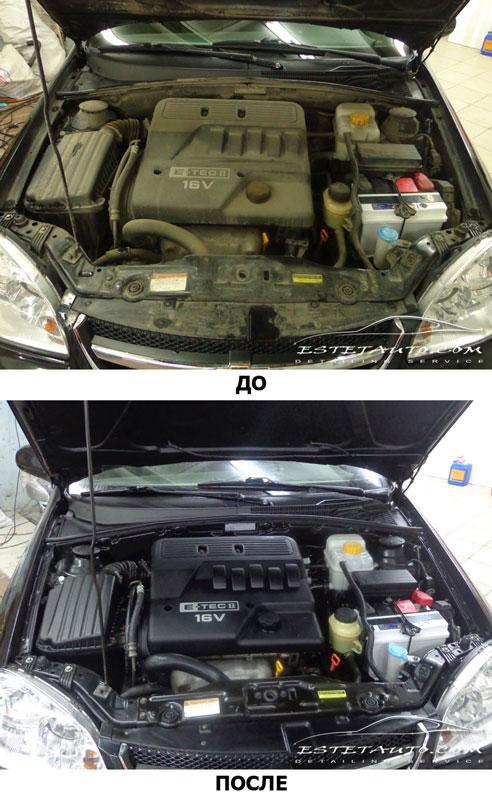 ***** Мойка и консервация двигателя